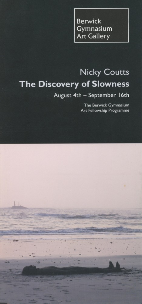The Discovery of slowness.jpeg
